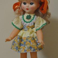 Помогите опознать куклу СССР