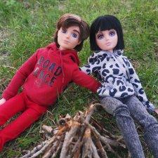 Романтические выходные с Moxie Teenz