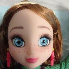 шарнирная кукла Вика