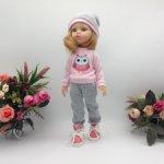 Спортивный костюм для кукол Паола Рейна