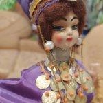 Очень красивая будуарная/интерьерная кукла