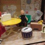 Мелочь и нужности для кукольного домика