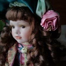 "Коллекционная кукла ""Remeco Collection"" 45 cм"