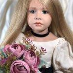 Продам куклу Mari-Coco, Sigikid