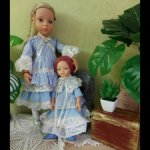Лот платьев для кукол готц и паолочек