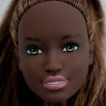 Барби Barbie йога АА (скинтон дарк браун)