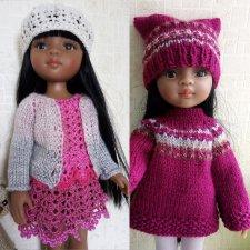 Комплекты одежды для куклы Паола Рейна Paola Reina