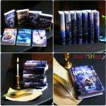 """Сборник книг """"История Гарри Поттера"""" формат 1/6"""