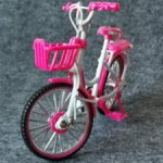 Велосипед для кукол формата Руруко