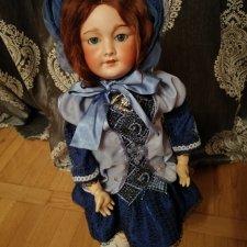 Антикварные куколки