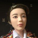 Кукла БТС Чимин НЮД — Jimin BTS Idol Doll (Beyond The Scene)