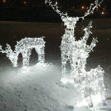Мирка и Ко. Снег