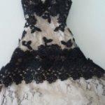 Платье ручной работы на кукол БЖД формата SID