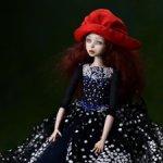 Будуарная кукла Красная шапочка