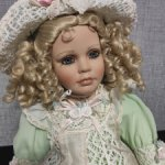 Утонченная фарфоровая леди Августа от Angels Paradise