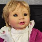 Чудесная девчушка Rose от Monika Gerdes