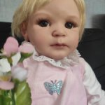 Милая малышка Angela от Monika Gerdes