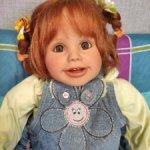 Веселая девчушка от Моника Петер-Ляйхт