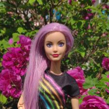 Новенькая Скиппер в нашем кукло-семействе