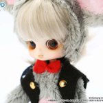 Little Byul Garcon Rat head голова Pullip с париком