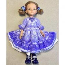 Платье на куклу 32-34 см