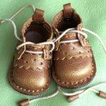 Ботиночки для Паолы