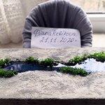 мебель для кукол стол - река, подойдет BJD, шарнирная кукла, 1/8, 1/6, бжд