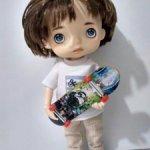 Мальчик Xiaomi monst (монст)