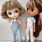 Одежда и обувь для кукол Блайз (Blythe)