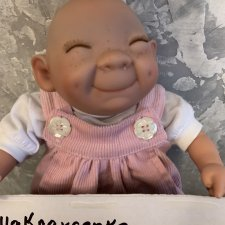 Каритас характерные куклы