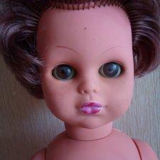 Кукла ГДР в реставрацию