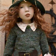Как почистить коллекционную куклу?