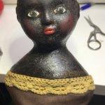 Реплика кукол Изанны Уолкер
