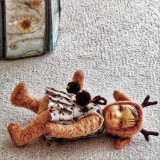 То ли Оленёнок, то ли Куколка