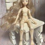 Авторская кукла Зефирка