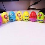 Треснутые яйца (Дикси)