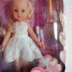Аналог куклы Паола Рейна