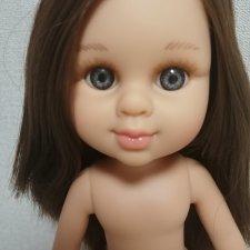 Кукла Бержуан без челки