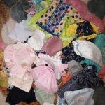 Лот одежды для кукол