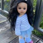 Кукла Паола Рейна ООАК (Paola Reina)