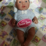 Анатомический малыш