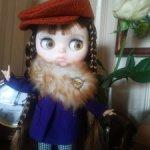 Комплект одежды на куклу Блайз