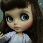 Кукла Блайз, кастом, шарнирное тело