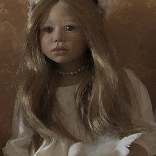 Мой ангел чистой красоты