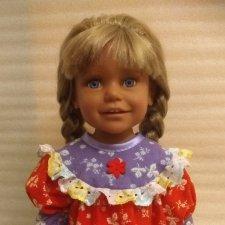 Нейросеть оживляет кукол