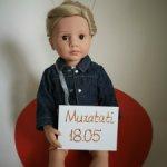 GÖTZ кукла Готц молд Кати