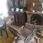Румбокс, кукольная миниатюра, кухня в английском домике