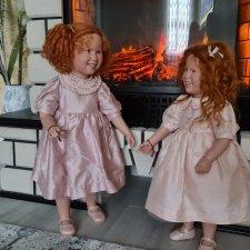 Две сестрички Рыжухи