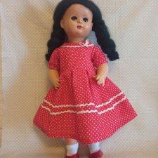 Итальянка или первая кукла из бокса