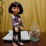Одежда для куклы Паола Рейна